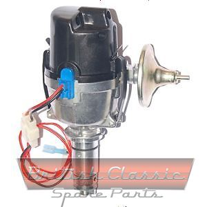 Electronic-Distributor-25D4-Side-Entry-MG-Austin-Healey-Morris-Triumph -- British Classic Spare Parts