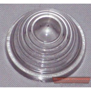 Lens-No-Plate-Lamp-Triumph-Spitfire/GT6-TR4-TR5-Boot-Lamp-Lens-Stag -- British Classic Spare Parts
